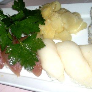 Nigiri Sushi oppskrift.