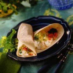 Prøv også Fajitas med sjømat.