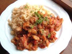 Prøv også Kylling med tomatsaus.