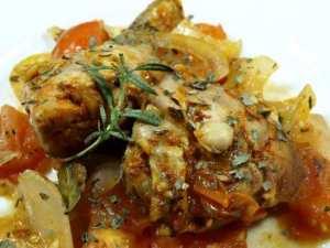 Prøv også Kyllinggryte med basilikum og tomater.