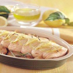 Prøv også Laksestek med sitron.