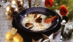 Bouillabaisse  Julens beste fiskesuppe oppskrift.