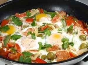 Prøv også Arabisk omelett.