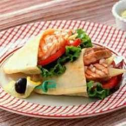 Prøv også Pitabrød med laks.