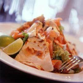 Prøv også Tortillas med røykt laks.