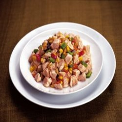 Prøv også Lakseskiver med pinjekjerner og mais.