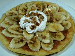 Prøv også Bananpannekaker.