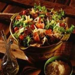 Prøv også Røykt laks med pastasalat.