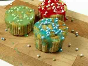Prøv også Muffins uten melk og egg.