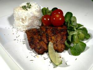 Prøv også Pepper- og hvitløksmarinert laks.
