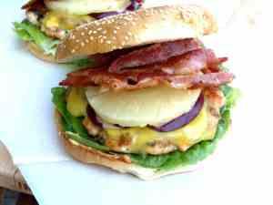 Prøv også Hamburgerbrød.