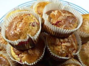 Prøv også Tyttebær- og appelsinmuffins.