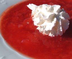 Prøv også Jordbærsuppe fra Aust Agder.