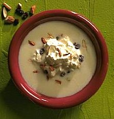 Prøv også Bestemorsuppe.