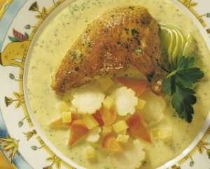 Prøv også Sitron- og persillemarinade til kylling.