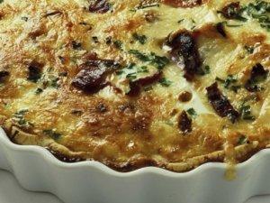 Prøv også Slankerens pai med grønnsaker.