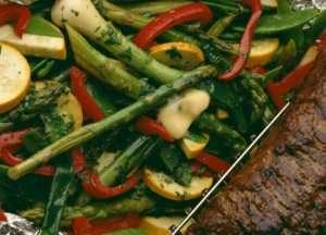 Prøv også Hvitvins- og smørdampede grønnsaker.