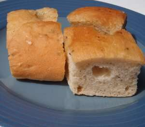 Read more about Foccacia med ekstra smak in our websites(In Norwegian).