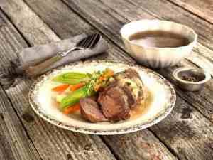 Prøv også Ferskt kjøtt og suppe 1.