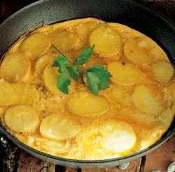 Prøv også Spansk omelett 7.