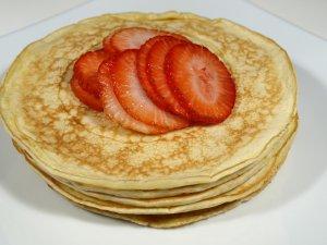 Prøv også Pannekaker eller pletter.