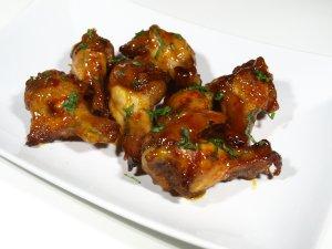 Prøv også Israelsk kylling med sennep og honning.