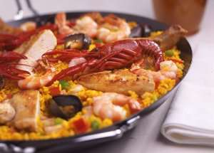 Try also Spansk Paella.