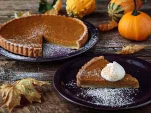 Prøv også Pumpkin pie.