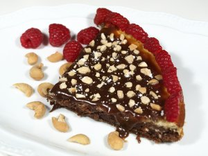 Prøv også Brownies med ostekrem.