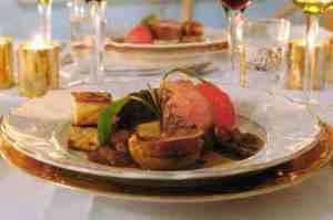 Prøv også Helstekt kalvefilet, bakt tomat og sellrerirot, li.