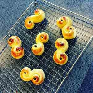 Try also Lussekatter 5.