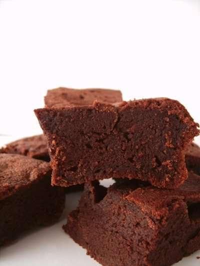 Prøv også Raske brownies.