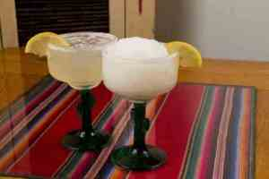Try also Frozen Margarita.