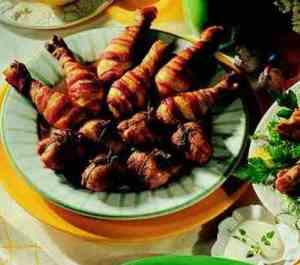 Prøv også Kyllinglår med bacon.