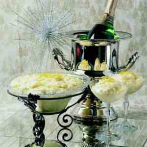 Prøv også Champagnemousse.