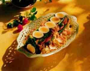 Prøv også Egg- og skalldyrskabaret 2.