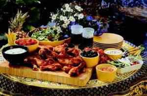 Prøv også Sommerbuffet med grillet kylling.
