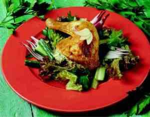 Prøv også Ostespekket kylling.