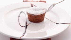 Prøv også Fylt varm sjokoladekake.