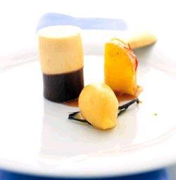 Pasjonsfrukt-og sjokoladeafrodisikum oppskrift.