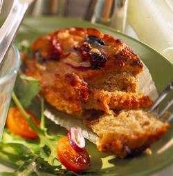 Prøv også Lune muffins med ost og løk.