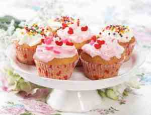 Prøv også Store muffins.