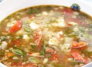 Read more about Italiensk fiskesuppe in our websites(In Norwegian).