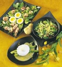Prøv også Fin eggesalat med skalldyr.