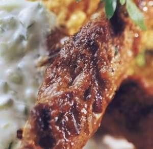 Prøv også Kebab med couscoussalat.