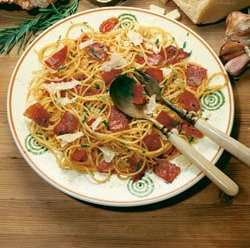 Prøv også Spagetti med spekeskinke.
