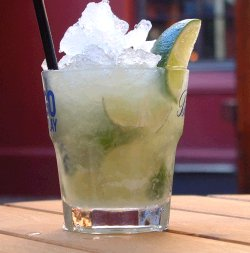 Try also Caipiroscka.
