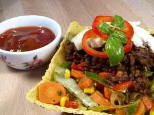 Prøv også Kylling-taco.