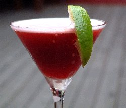 Read more about Blackberry Daiquiri in our websites(In Norwegian).
