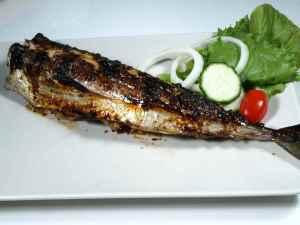 Prøv også Grillet hel makrell.